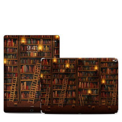 Apple iPad Pro 12.9 (2nd Gen) Skin - Library