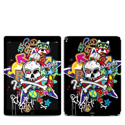 Apple iPad Pro 12.9 (2nd Gen) Skin - Skulldaze