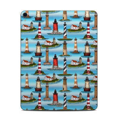 Apple iPad Pro 12.9 (3rd Gen) Skin - Lighthouse