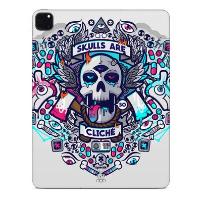 Apple iPad Pro 12.9 (4th Gen) Skin - Skulls Are Cliche