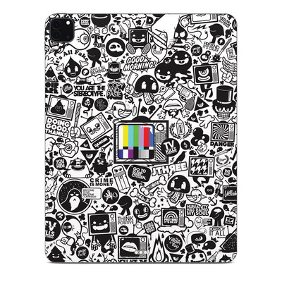 Apple iPad Pro 12.9 (4th Gen) Skin - TV Kills Everything