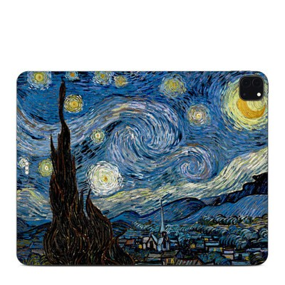 Apple iPad Pro 12.9 (4th Gen) Skin - Starry Night