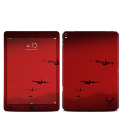 Apple iPad Pro 9.7 Skin - Air Traffic