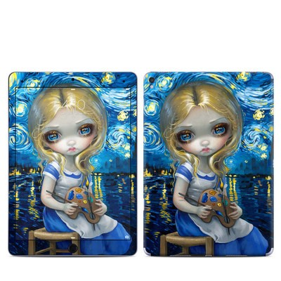 Apple iPad Pro 9.7 Skin - Alice in a Van Gogh