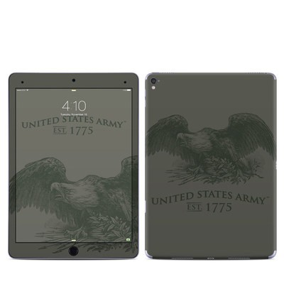 Apple iPad Pro 9.7 Skin - Army Crest