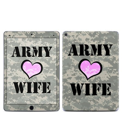 Apple iPad Pro 9_7 Skin - Army Wife