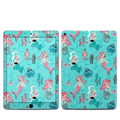 Apple iPad Pro 9.7 Skin - Babydoll Mermaids