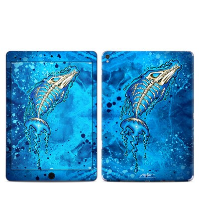 Apple iPad Pro 9_7 Skin - Barracuda Bones