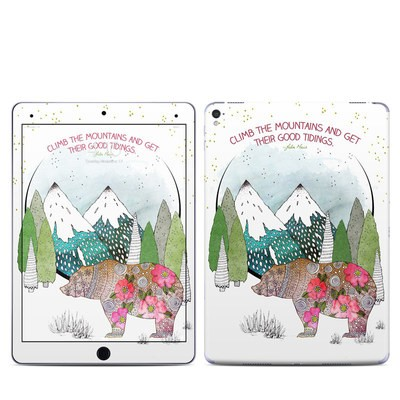 Apple iPad Pro 9.7 Skin - Bear Mountain