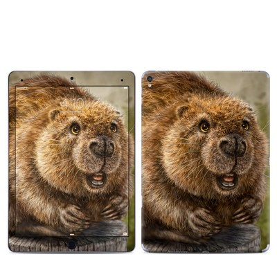 Apple iPad Pro 9.7 Skin - Beaver Totem