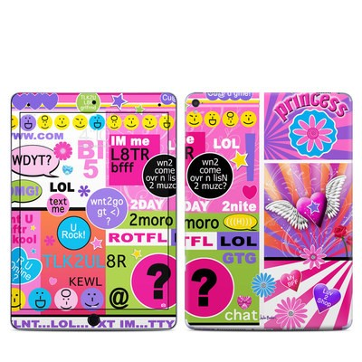 Apple iPad Pro 9.7 Skin - BFF Girl Talk