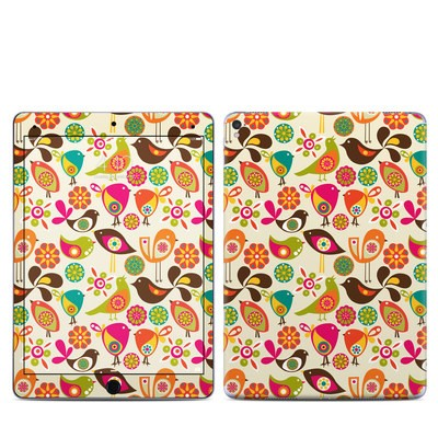 Apple iPad Pro 9.7 Skin - Bird Flowers