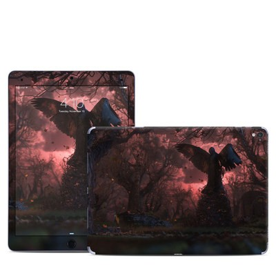 Apple iPad Pro 9.7 Skin - Black Angel