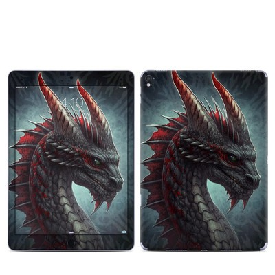 Apple iPad Pro 9.7 Skin - Black Dragon