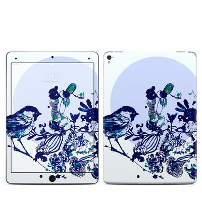 Apple iPad Pro 9.7 Skin - Bluebird