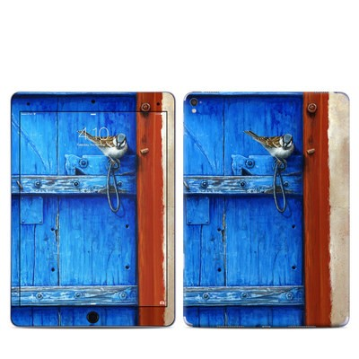 Apple iPad Pro 9.7 Skin - Blue Door