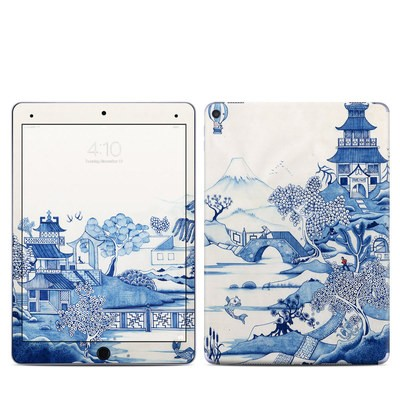 Apple iPad Pro 9.7 Skin - Blue Willow