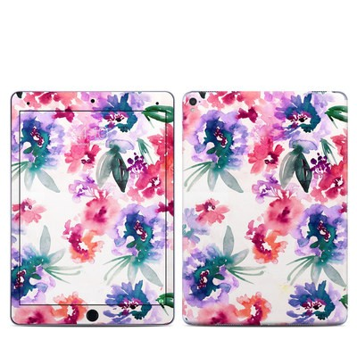 Apple iPad Pro 9.7 Skin - Blurred Flowers