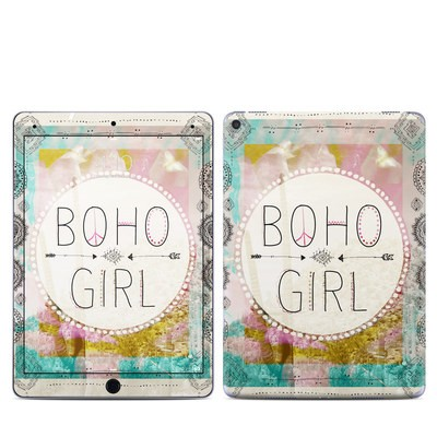 Apple iPad Pro 9.7 Skin - Boho Girl