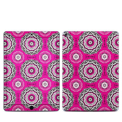 Apple iPad Pro 9.7 Skin - Boho Girl Medallions