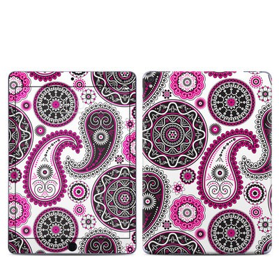 Apple iPad Pro 9.7 Skin - Boho Girl Paisley