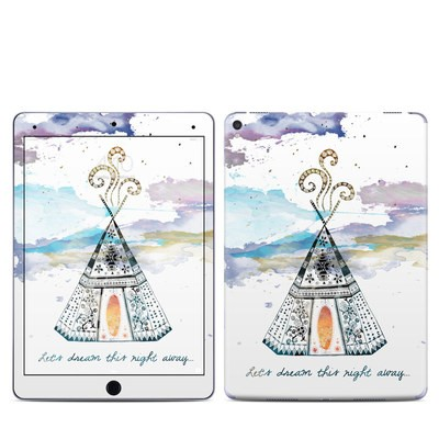 Apple iPad Pro 9.7 Skin - Boho Teepee
