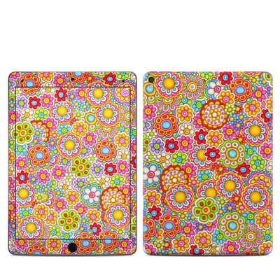 Apple iPad Pro 9.7 Skin - Bright Ditzy