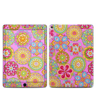 Apple iPad Pro 9.7 Skin - Bright Flowers