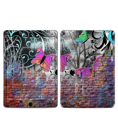 Apple iPad Pro 9.7 Skin - Butterfly Wall