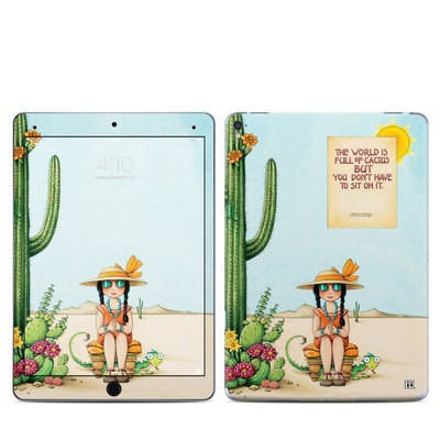 Apple iPad Pro 9.7 Skin - Cactus