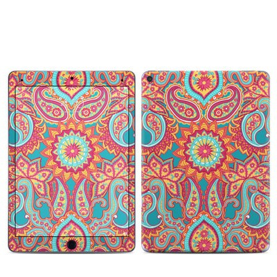 Apple iPad Pro 9.7 Skin - Carnival Paisley