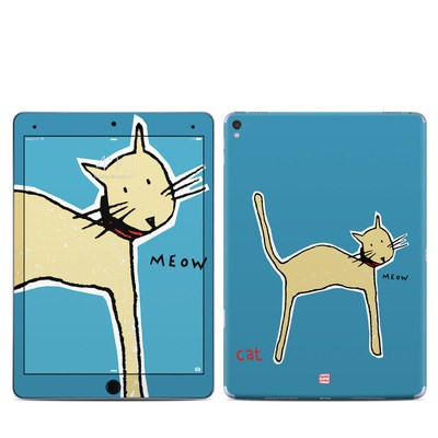 Apple iPad Pro 9.7 Skin - Cat
