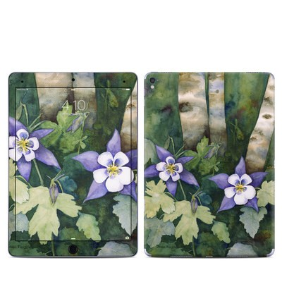 Apple iPad Pro 9.7 Skin - Colorado Columbines