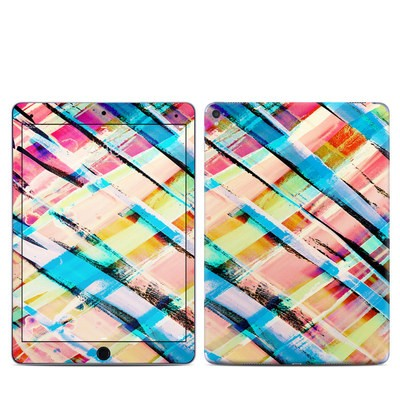 Apple iPad Pro 9.7 Skin - Check Stripe