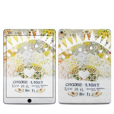 Apple iPad Pro 9.7 Skin - Choose Light