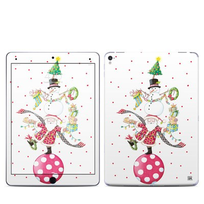 Apple iPad Pro 9.7 Skin - Christmas Circus