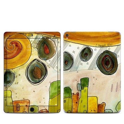 Apple iPad Pro 9.7 Skin - City Life