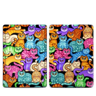 Apple iPad Pro 9.7 Skin - Colorful Kittens