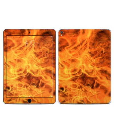 Apple iPad Pro 9.7 Skin - Combustion
