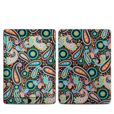 Apple iPad Pro 9.7 Skin - Crazy Daisy Paisley