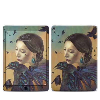 Apple iPad Pro 9.7 Skin - Crow Maiden