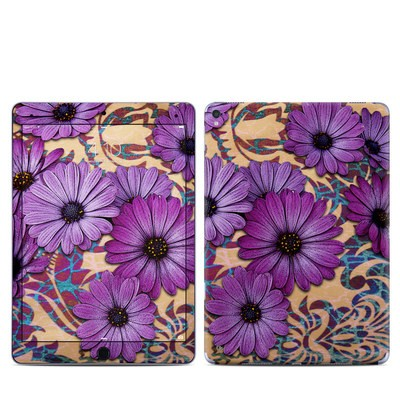 Apple iPad Pro 9.7 Skin - Daisy Damask