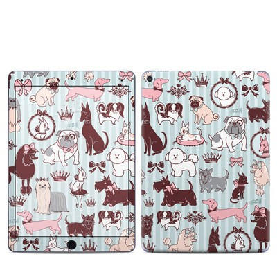 Apple iPad Pro 9.7 Skin - Doggy Boudoir
