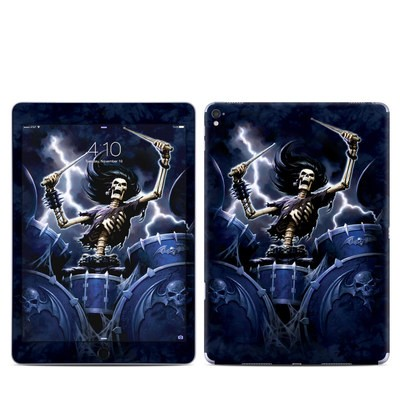 Apple iPad Pro 9.7 Skin - Death Drummer