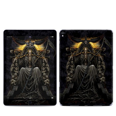 Apple iPad Pro 9.7 Skin - Death Throne