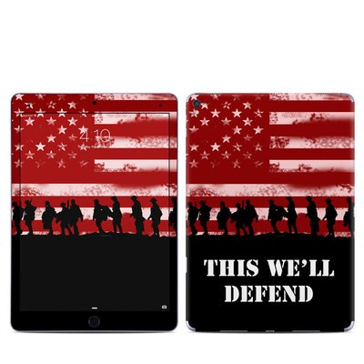 Apple iPad Pro 9.7 Skin - Defend