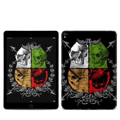 Apple iPad Pro 9.7 Skin - Devils Herald