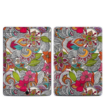 Apple iPad Pro 9.7 Skin - Doodles Color
