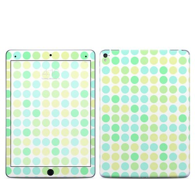 Apple iPad Pro 9.7 Skin - Big Dots Mint