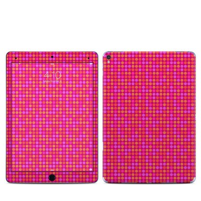 Apple iPad Pro 9.7 Skin - Dots Pink